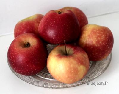 Pomme Ariane, la pomme et la santé