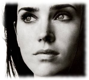 Jennifer Connely face