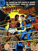 Superman contre Cassius Clay