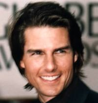 Tom cruise et son incisive au centre