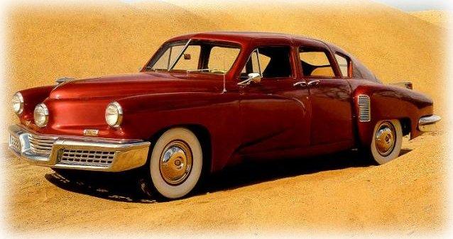Tucker 48 Sedan