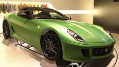 Ferrari électrique