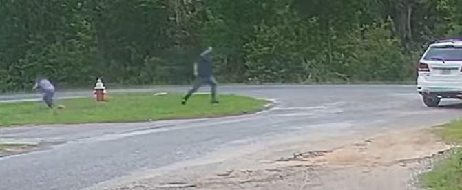 Tentative de kidnapping à Pensacola