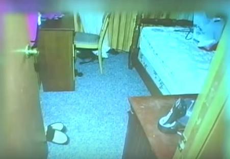 La chambre de Steven Avery