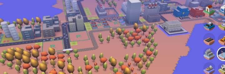 3D City en ligne