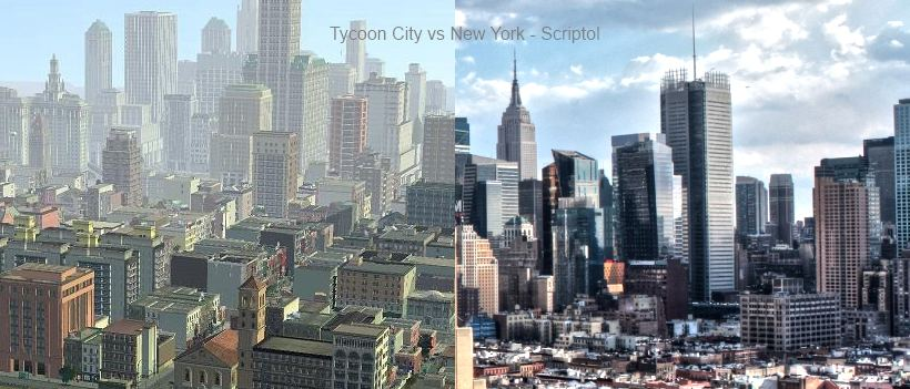 Tycoon City vs New York