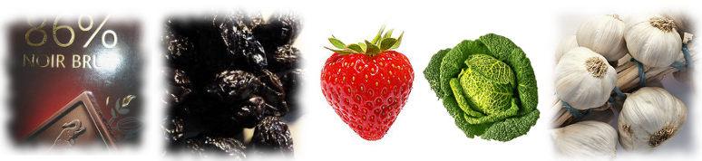 Aliments essentiels pour la longévité