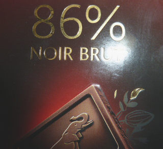 Chocolat à 86%