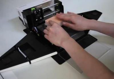 iModela, imprimante 3D