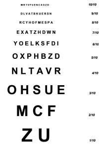 Echelle optique
