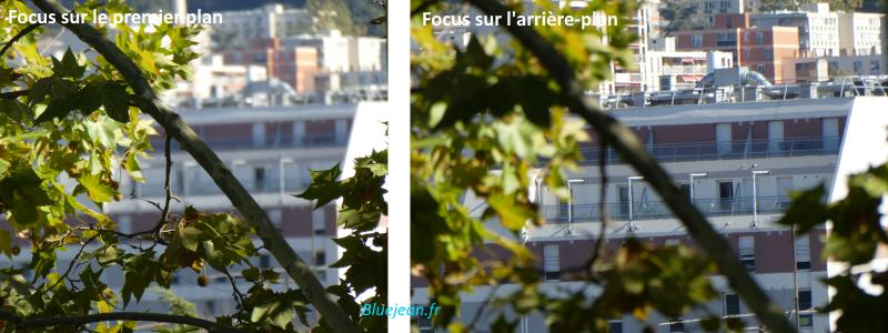 Focus mis au point